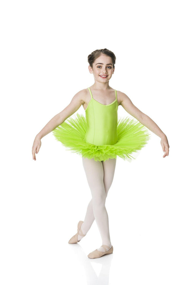 Studio 7 - 4 Layer Tutu (Multiple Colours Available)DancewearLimeChild X-Small