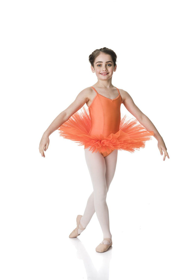 Studio 7 - 4 Layer Tutu (Multiple Colours Available)DancewearCoralChild X-Small