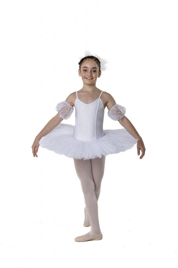 Studio 7 - Snowflakes TutuDancewearchild-x-smallPale Blueone size