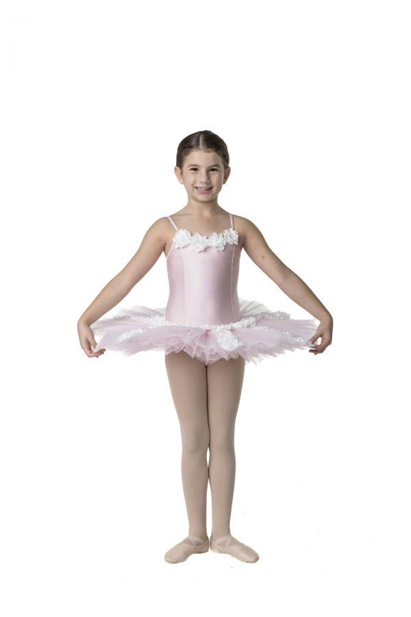 Studio 7 - Pretty Petals TutuDancewearchild-smallPale Pinkone size