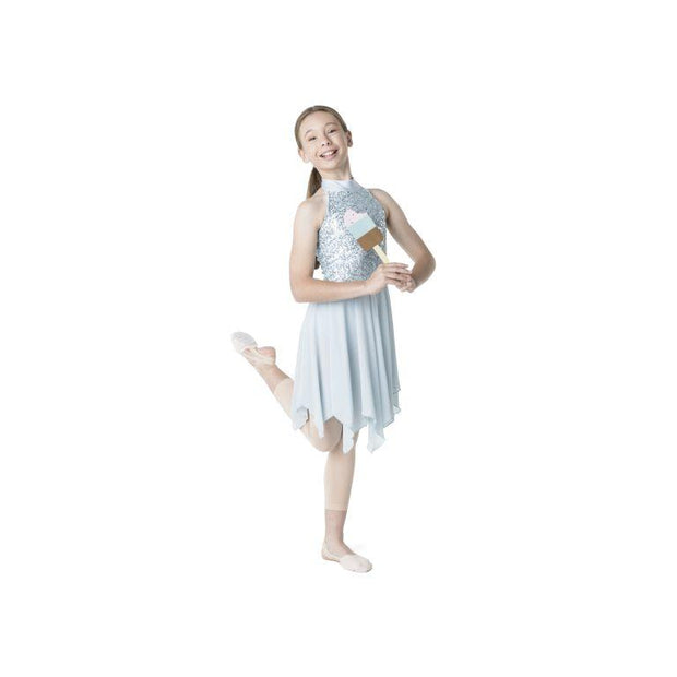 Studio 7 - Pastel Essence DressDancewearchild-smallPale Blueone size
