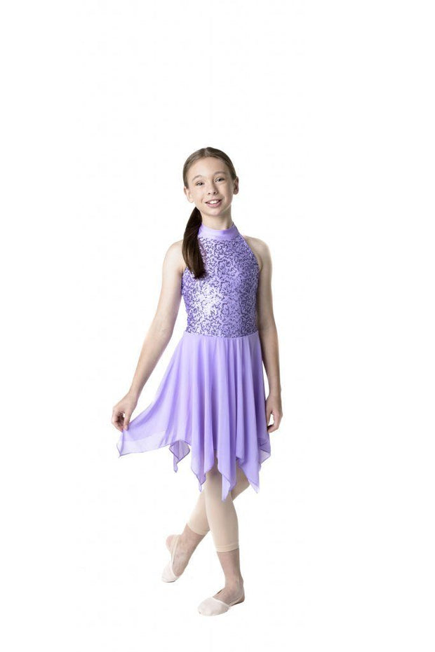 Studio 7 - Pastel Essence DressDancewearchild-smallLilacone size