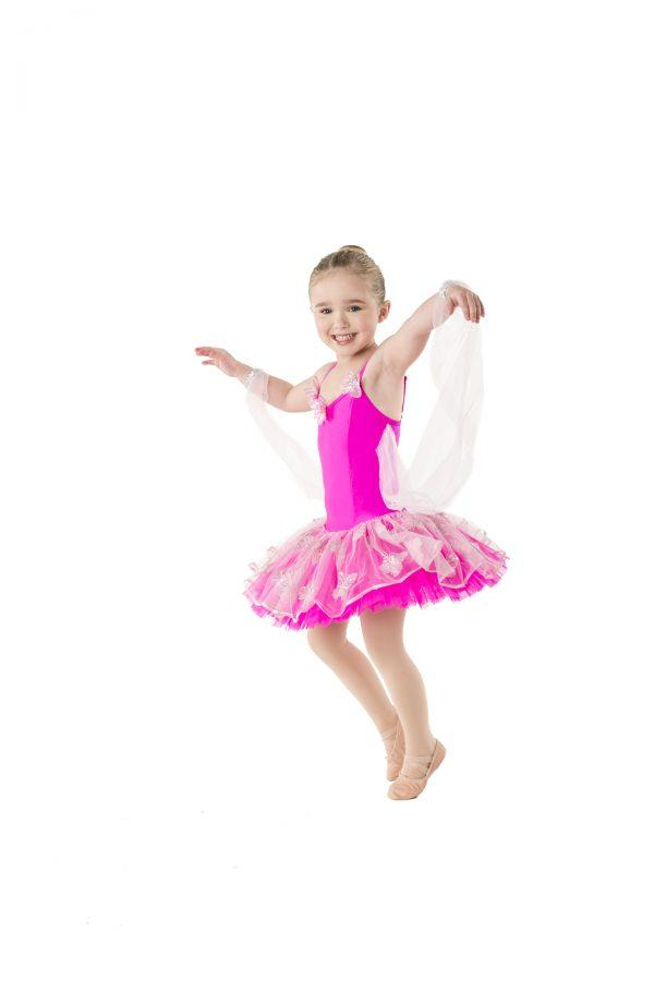 Studio 7 - Butterfly Magic TutuDancewearchild-x-smallOrangeone size