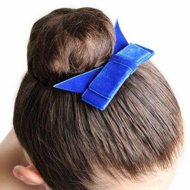 Haircomb Velvet Bow Accessories