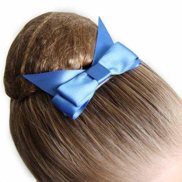 Haircomb Satin Bows Accessories