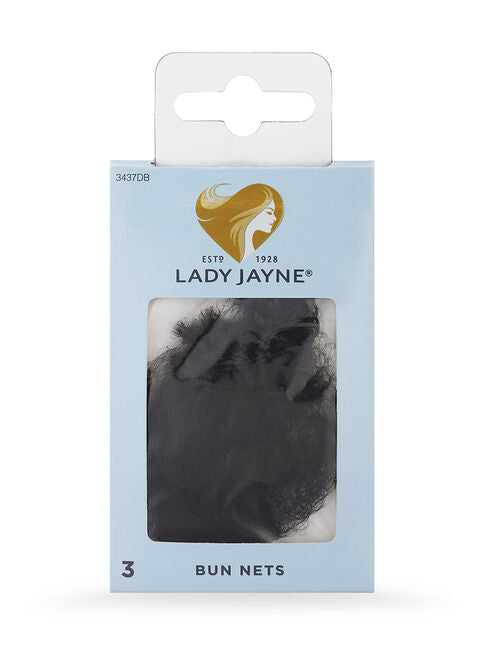 McPhersons - Lady Jayne Bun Nets Pk 3 Accessories Aspire Dance Collections