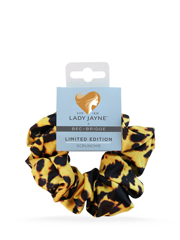 McPhersons - Lady Jayne Bec + Bridge Hair Scrunchie Black Accessories Aspire Dance Collections