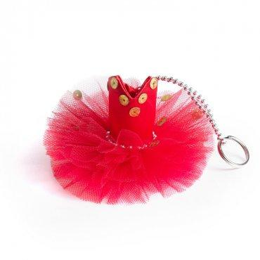 Bloch Tutu Keyring Accessories