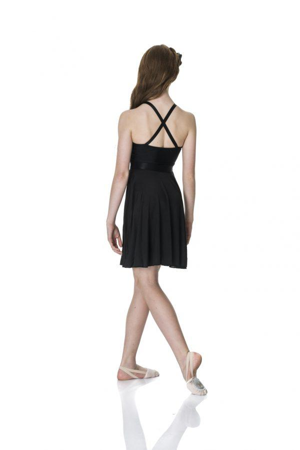 Studio 7 - Lace Lyrical DressDancewearadult-mediumBlackone size