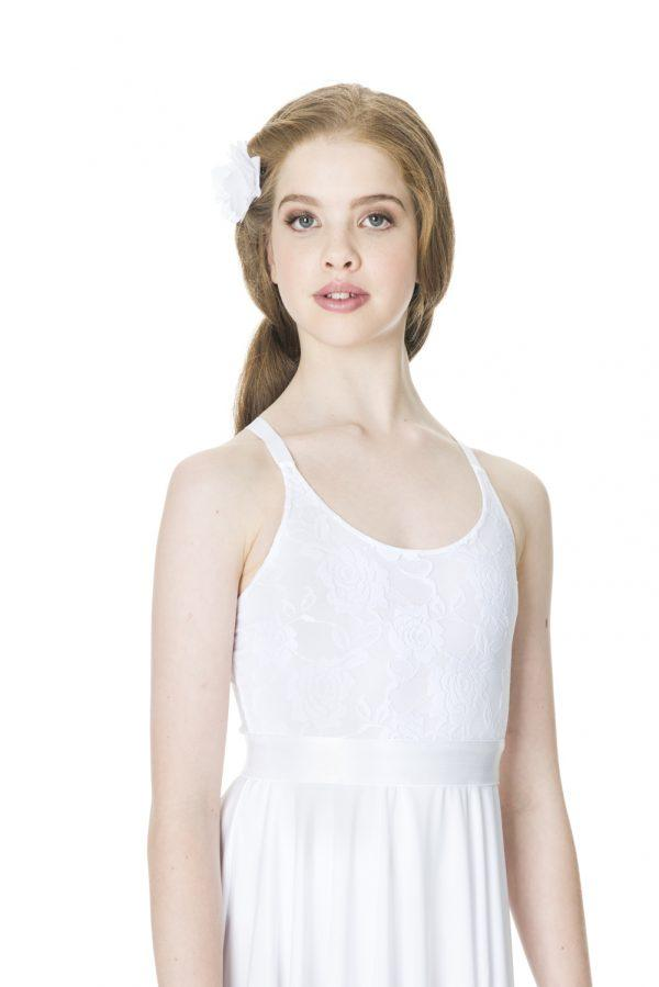 Studio 7 - Lace Lyrical DressDancewearadult-smallWhiteone size