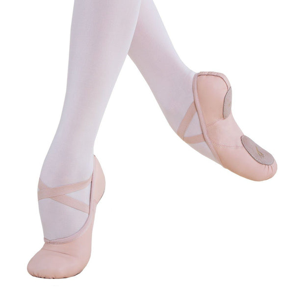 Energetiks - Révélation Ballet Shoe Mesh Split Sole (Girls) Dance Shoes