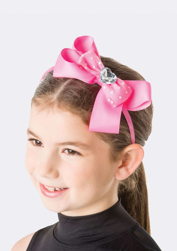 Studio 7 - Big Bow Headband (HB09)
