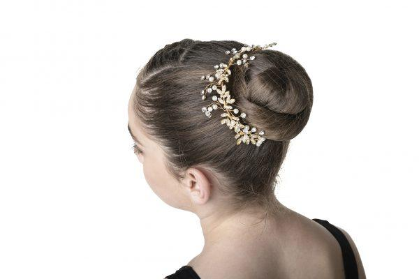 Studio 7 - Blooming Sparkle HairpieceAccessoriesone-sizeGoldone size