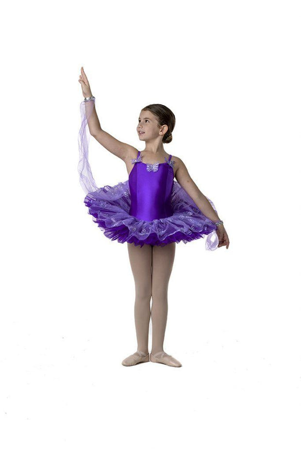 Studio 7 - Butterfly Magic TutuDancewearchild-x-smallHot Pinkone size