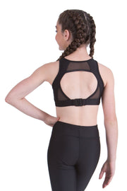 Studio 7 - Olive Crop Top ( Adult )Dancewear