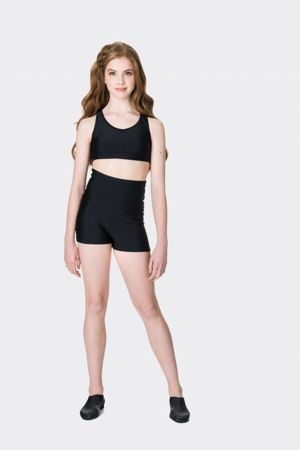 Studio 7 - High Waisted Shorts (Adult) (ADS06)