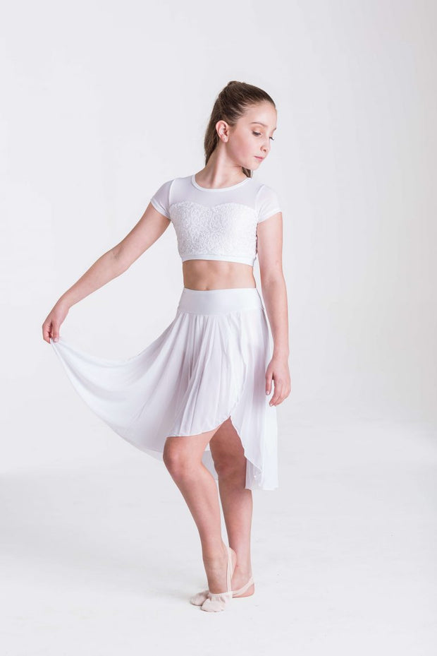 Studio 7 - Inspire Mesh Skirt (Child) (CHSK05)