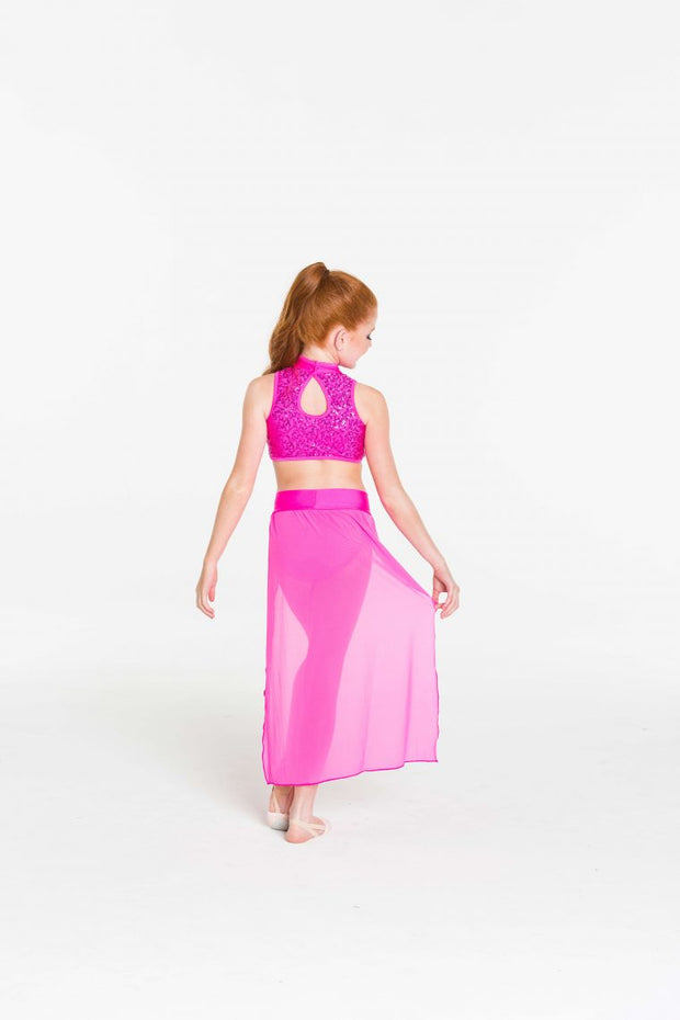 Studio 7 - Synchronise Contemporary Skirt (Child) (CHSK06)