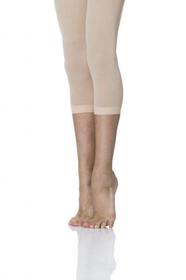 Studio 7 - Capri tightsDancewearChild X-Small/Child SmallSalmon Pink