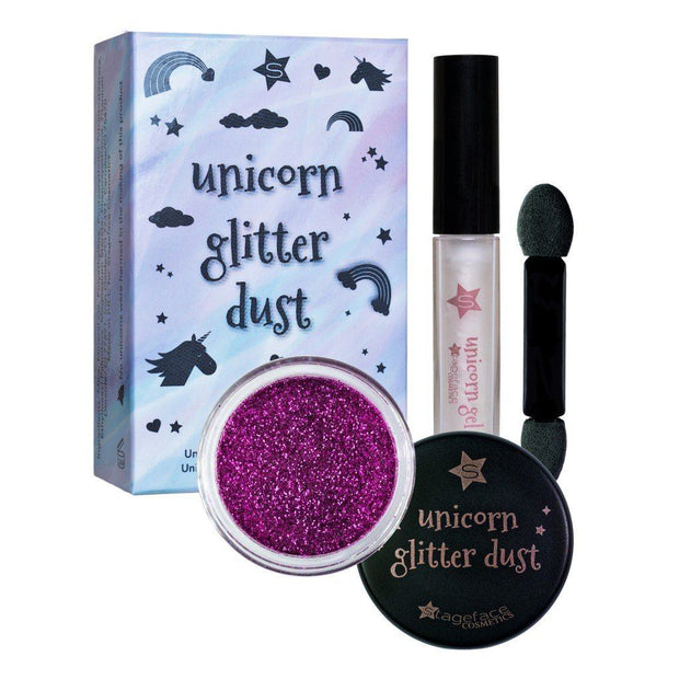 Stageface - Unicorn Glitter Dust Makeup