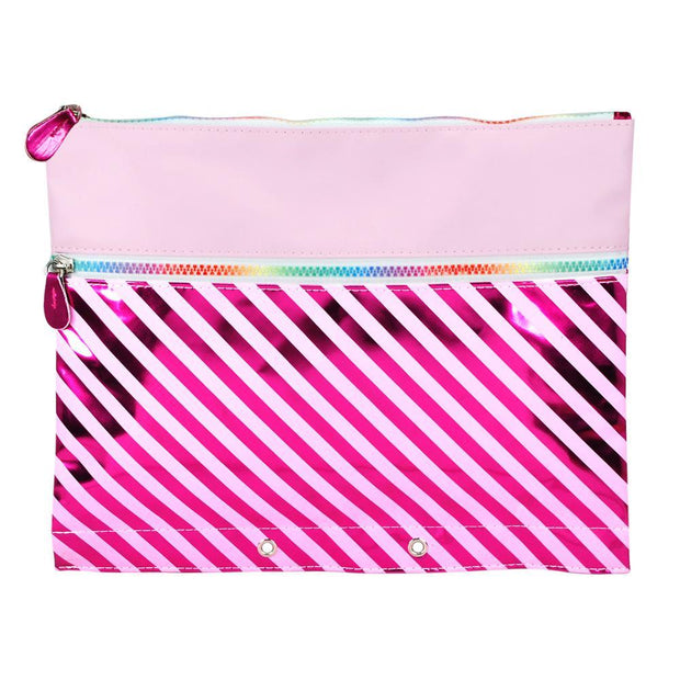 PinkPoppy - Land of candy pencil case-hot pinkAccessoriesDefault Title