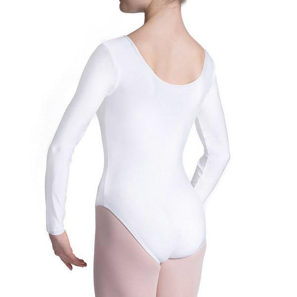 Bloch - Lavina Gathered Long Sleeve Womens Leotard (L3259)