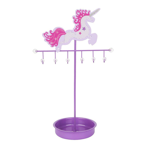 Pink Poppy - Magical unicorn jewelry stand Accessories Aspire Dance Collections