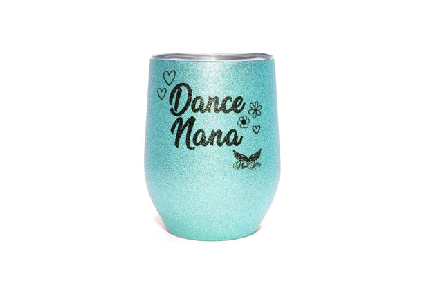 Dream Duffel - Mad Ally Stemless Glitter Cup Dance Nana Accessories Aspire Dance Collections