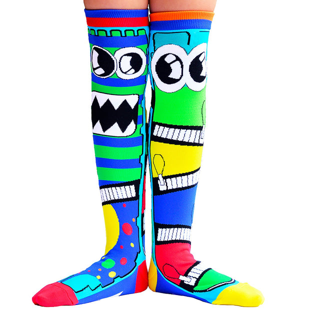 Mad Mia - Monster Socks Dancewear Crazy Socks