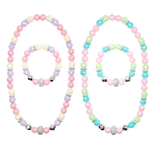 PinkPoppy - Ice cream parlour necklace & braceletAccessoriesDefault Title