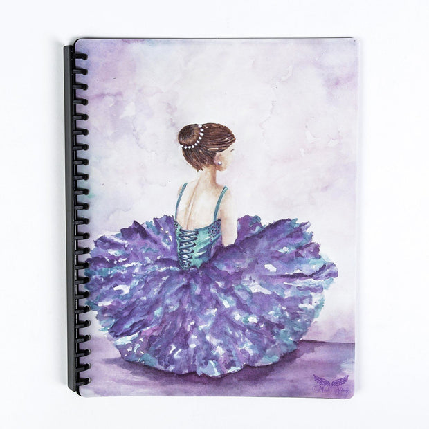 Dream Duffel -  Mad Ally Phoebe Collection Display Book Gifts Aspire Dance Collections