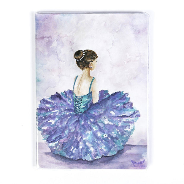 Dream Duffel - Mad Ally Phoebe Collection A5 Note Book Gifts Aspire Dance Collections