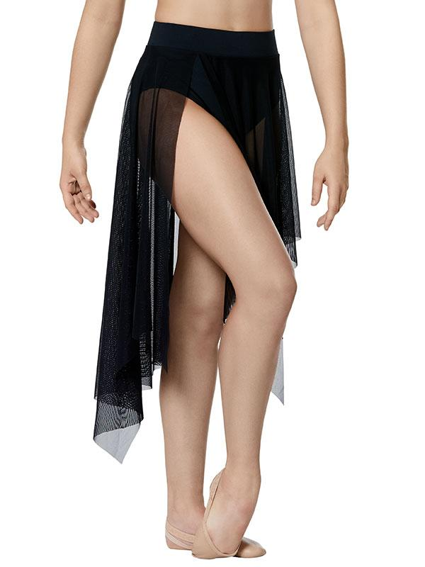 Strut Stuff - Gemma Skirt (Black) Dancewear Aspire Dance Collections