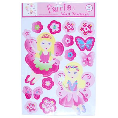 Pink Poppy - Mini fairies wall decals Accessories Aspire Dance Collections
