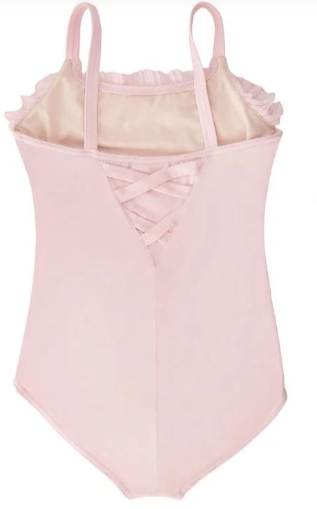 Capezio - Tiered Yoke Camisole Leotard - Girls Dancewear