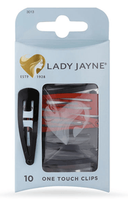 McPhersons - Lady Jayne One Touch Clips Asst