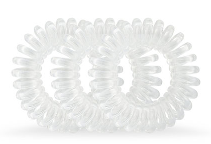 McPhersons - Lady Jayne Style Guards Clear Spiral Elastics Accessories