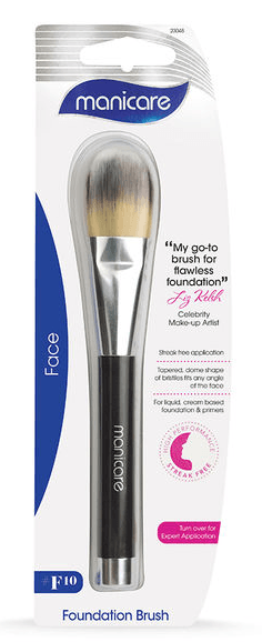 McPhersons - Manicare F10 Foundation Brush
