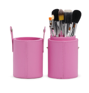 KySienn - 12pce Pink Professional Make up Brush set Accessories