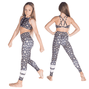 Cosi G - Sweet and Sassy Spice TightsDancewear