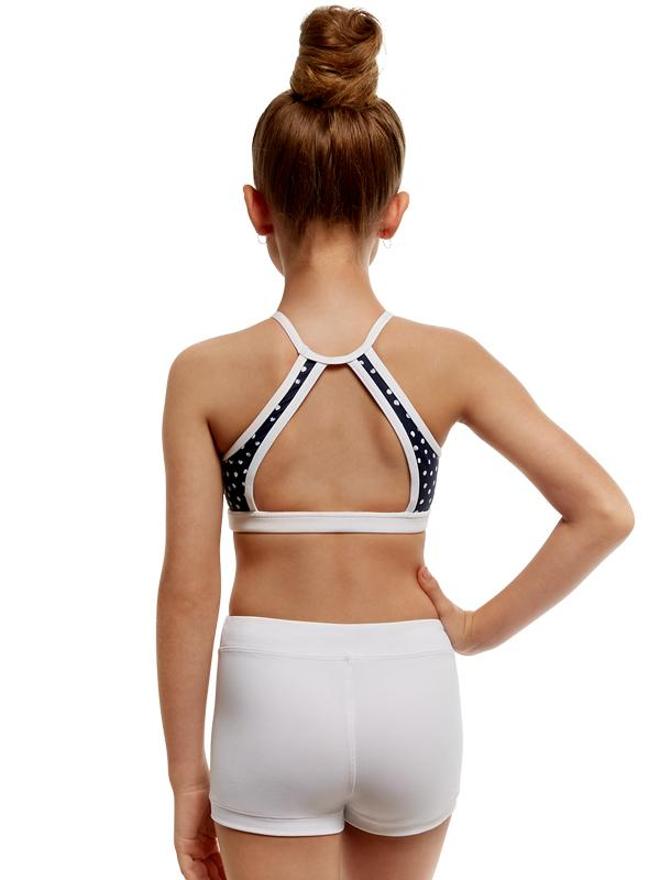 Spotted By Strut Stuff - Valerie Crop Top - Dancewear