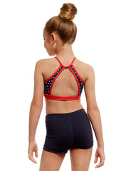 Strut Stuff - Spotted - Valerie Shorts - Dancewear Aspire Dance Collections