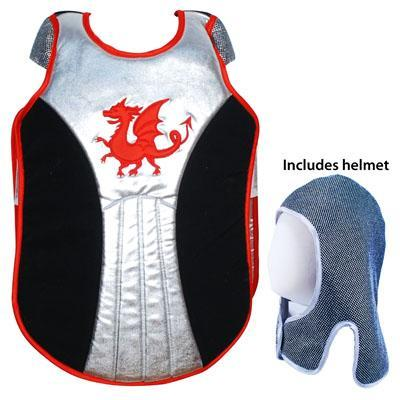 PinkPoppy - Knights & dragons tunic set size5/6-redAccessoriesDefault Title