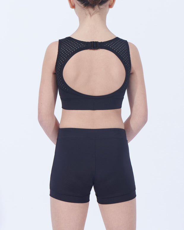 Viella Dance Collection - Shield Boy Leg Shorts (Girls)Dancewear