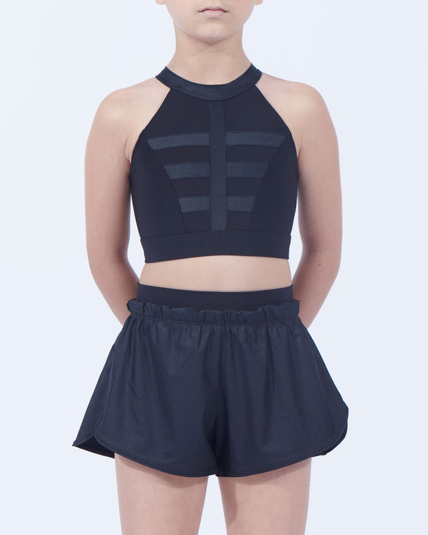 Viella Dance Collection - Cordelia Crop Top (Girls) Dancewear