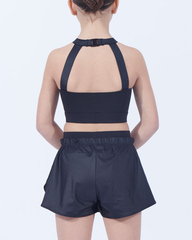 Viella Dance Collection - Shield Jazz Shorts (Girls)Dancewear