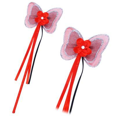 PinkPoppy - Lady bug fairy wandAccessoriesDefault Title