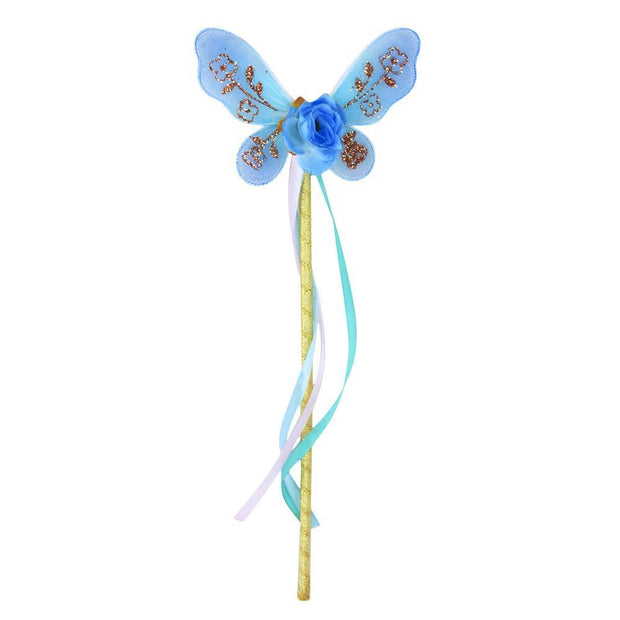 PinkPoppy - Into the woods wand-blueAccessoriesDefault Title