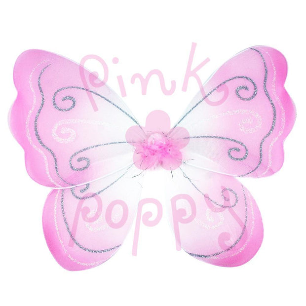 PinkPoppy - Princess sparkle wing-pale pinkAccessoriesDefault Title