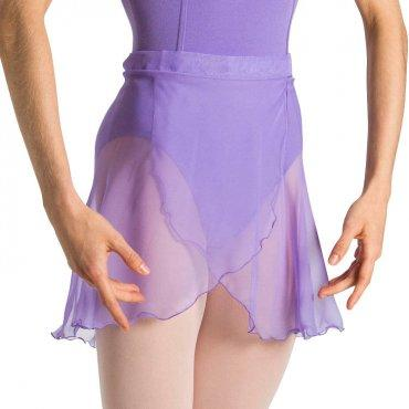 Bloch Chantay Long Tulip Womens Wrap Skirt Dancewear